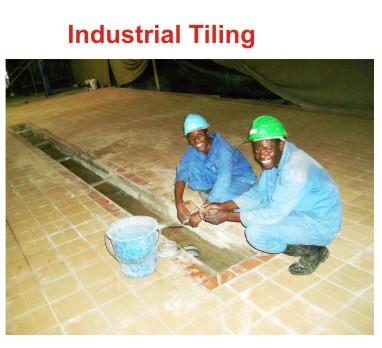 Industrial tiling