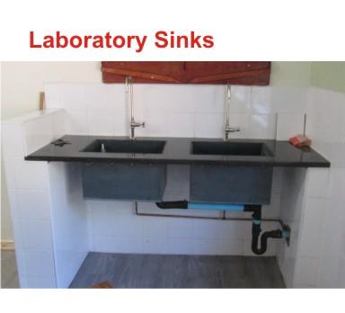 Laboratory sinks