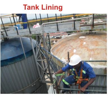 Tank lining