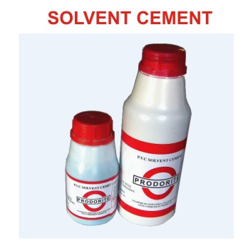 SOLVENT CEMENT